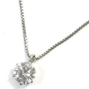Pt900(プラチナ) ダイヤモンド ネックレス ペンダント レディース ソーティング付き|suemune