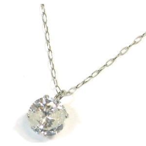 Pt900(プラチナ) ダイヤモンド ネックレス ペンダント レディース|suemune