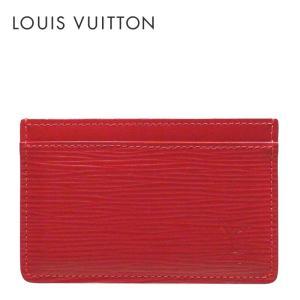 LOUIS VUITTON ルイ・ヴィトン カードケース エピ ポルトカルト・サーンプル m60326 レディース|suemune