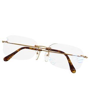 K18(ゴールド) 眼鏡 メガネフレーム|suemune