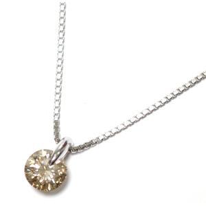 Pt900(プラチナ) ダイヤモンド ネックレス ペンダント レディース 1粒 4月誕生石|suemune