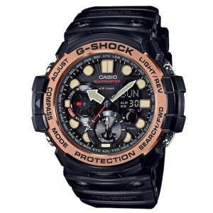 G-SHOCK 腕時計 ジーショック ブラック×ローズゴールド gn1000rg-1a 海外モデル カシオ MASTER OF G メンズ suemune