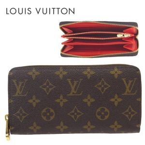 LOUIS VUITTON ルイヴィトン 長財布 モノグラム ジッピーウォレット コクリコ m41896|suemune