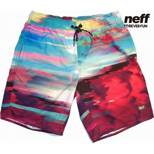 Neff | Last summer Hot Tubs Shorts 水着 ショーツ|suffice
