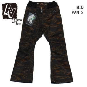 セール 2016-17 AA | MID PANTS(ダブルエー・ミッドパンツ) GIRL'S  SLIM FIT 送料無料|suffice