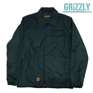 セール GRIZZLY | See Level Coach Jacket  (グリズリー/コーチジャケット)  送料 代引無料  UNISEX(男女共通) |suffice