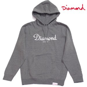 セール DIAMOND SUPPLY CO. | CHEST PULLOVER HOOD UNISEX(男女共通) 送料・代引料無料|suffice