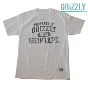 GRIZZLY | VINTAGE PROPERTY TEE (グリズリー | ビンタージプロパロパーティーTEE)男女共通|suffice