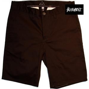 ALTAMONT | DAVIS SLIM CHINO SHORT PANTS  ショーツ ショートパンツ|suffice