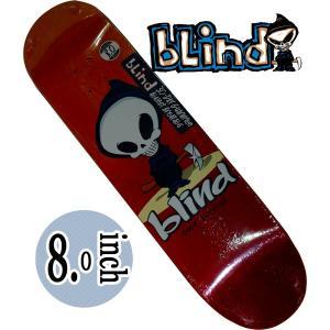 デッキテープ無料 | BLIND SKATEBOARD(ブラインドスケートボード)/TRAIN TAGシリーズ : TJ ROGERSシグネチャー 8.0×31.6|suffice