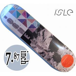 デッキテープ無料 ISLE SKATEBOARDS | LUNARシリーズ : SYLVAN TOGNELLIシグネチャー サイズ : 7.875インチ|suffice
