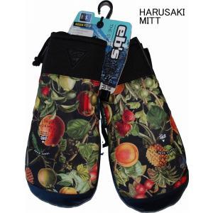 スノボ グローブ 2018-19モデル EB'S | HARUSAKI MITT 男女共通 送料無料 代引き料無料|suffice