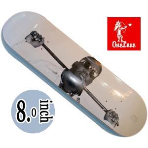 デッキテープ無料 One Love Skateboards | Chi Tubig Biggie|suffice