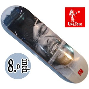 デッキテープ無料 One Love Skateboards | Chi Rolling Methodman|suffice