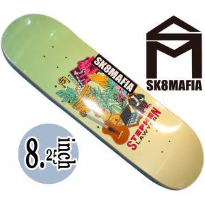 SK8MAFIA(スケートマフィア) Lawyer Style 8.25inch 送料無料|suffice