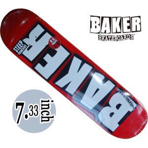 デッキテープ無料 BAKER SKATEBARD(ベイカー) | TEAM CRUISER | Brand Logo 送料無料|suffice