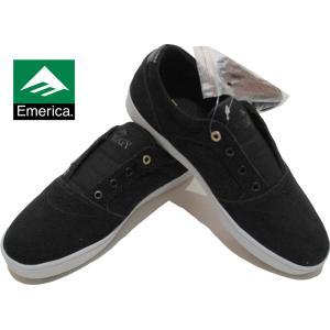 EMERICA | Romero Laced (エメリカ | ロメロレーシッド) スエード|suffice