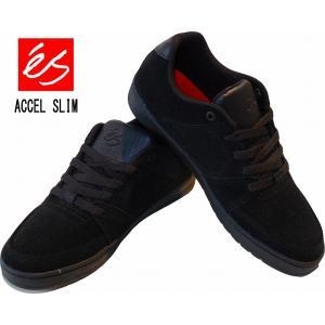送料無料 es FOOTWEAR | Accel Slim   (エスフットウェアー)  |  スケシュー|suffice