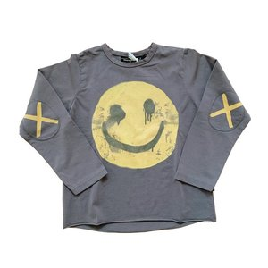 Rock Your Baby【ロックユアベビー】Graffiti Grin  L/S Tee(size2〜) 30%off|sugardays