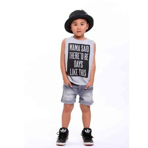Rock Your Baby【ロックユアベビーy 】MamaSaid タンクトップ (Kids Size)30%Off|sugardays