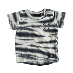 Rock Your Baby(ロックユアベビー)Ripple SS Tee Grey tie die(size6/12m〜)20%Off|sugardays