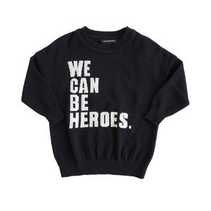 Rock Your Baby(ロックユアベビー)We can be heroes-Pullover(Baby size〜24m)30%Off|sugardays