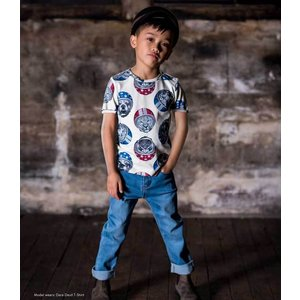 Rock Your Kid(ロックユアキッズ)Dear Devil S/ST-shrt(Kids Size2〜8)|sugardays