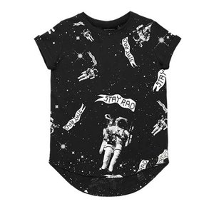 Rock Your Kid(ロックユアキッズ)Stay Rad Spaceman S/ST-shrt(Kids Size2〜8)|sugardays