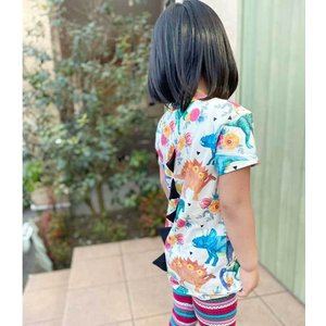 Rock Your Kid(ロックユアキッズ)Dino Floral S/S T-shirt(Kids Size2〜8)|sugardays