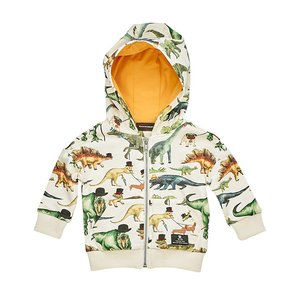 Rock Your Baby(ロックユアベビー)Strolln' Baby Hooded Jacet(Baby size〜24m)|sugardays
