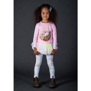 Rock Your Kid(ロックユアキッズ)Unicorn clouds  Circus Tights(Kids Size2y〜8y)|sugardays