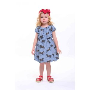 Rock Your Baby【ロックユアベビー】Equestrain Bubble Dress(size2〜)|sugardays