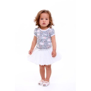 Rock Your Baby【ロックユアベビー】Swans Baby Circus Dress(Baby size)|sugardays