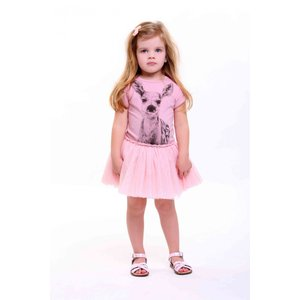 Rock Your Baby【ロックユアベビー】LittleDeer Circus Dress(size2〜)|sugardays