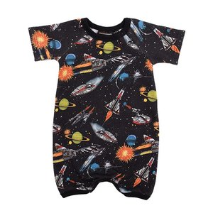 Rock Your Baby(ロックユアベビー)Ground control-SS playsuit 20%Off|sugardays