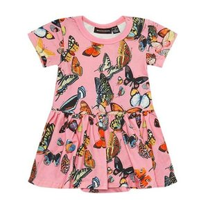 Rock Your Baby(ロックユアベビー) Butterflies Baby Waisted Dress(Baby size 〜24m)|sugardays