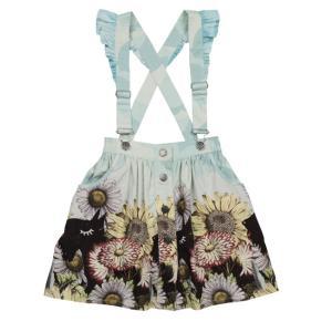 Paper Wings(ペーパーウィングス)Skirt with Braces-Scotties sugardays