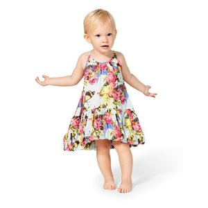 Little Wings(リトルウィングス)BubbleDress Butterflies and Rosese 30%Off|sugardays