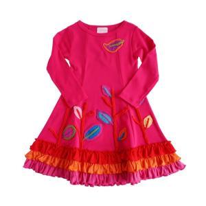 LemonLovesLime(レモンラブズライム)forest dress /pink(20%Off)|sugardays