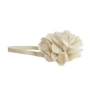LemonLovesLayette (レモンラブズリエーテ)Rose Headband/Eggnog|sugardays