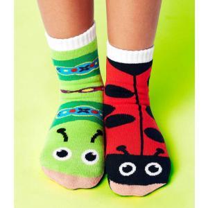 Pals(パルス)Ladybug &Caterpillar socks|sugardays