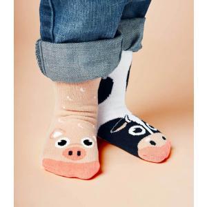 Pals(パルス)Cow & Pig socks|sugardays