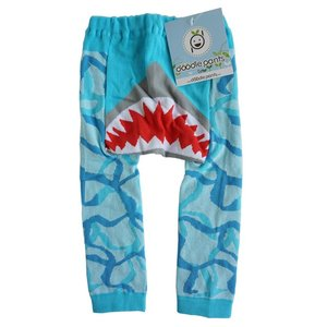 doodle pants【ドゥードゥルパンツ】SharkCottonLeggings 10%Off|sugardays