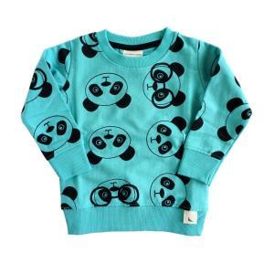 Turtledove London【タートルダヴロンドン】panda print sweatshirt 20%Off|sugardays