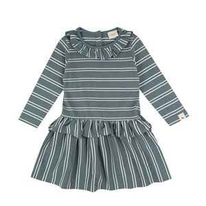 Turtledove London【タートルダヴロンドン】Steel Stripe Dress|sugardays