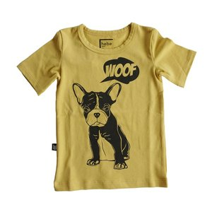 Hebe【ヘベ】Top with yellow dog 20%Off|sugardays
