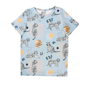 Hebe【ヘベ】Top with tigers 30%Off|sugardays