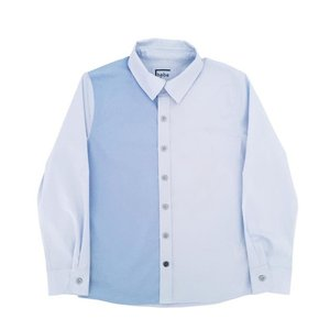 Hebe【ヘベ】Two colored shirt tiger 30%Off|sugardays
