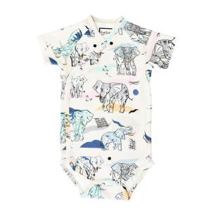 Hebe【ヘベ】Wrap over body with elephants|sugardays
