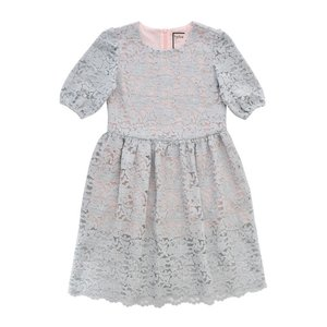 Hebe【ヘベ】Dress with l lace|sugardays